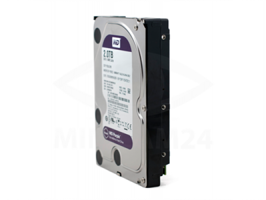 Жесткий диск Western Digital Purple 2 Тб - 2
